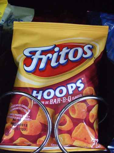 fritos hoops in vending coils