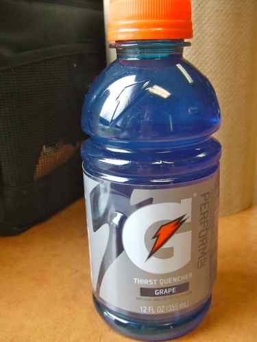 gatorade in small size