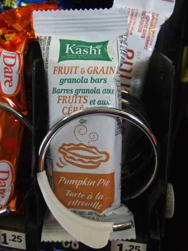 kashi granola bar - healthy item