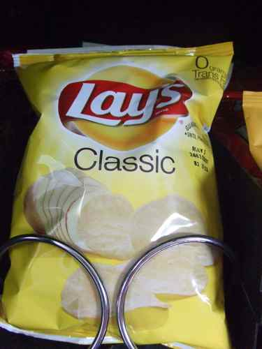 lays baked chips classic flavour