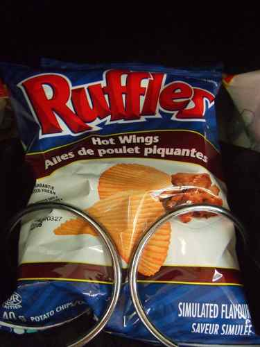 ruffles potato chips