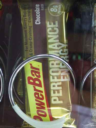 power bar performance energy bar