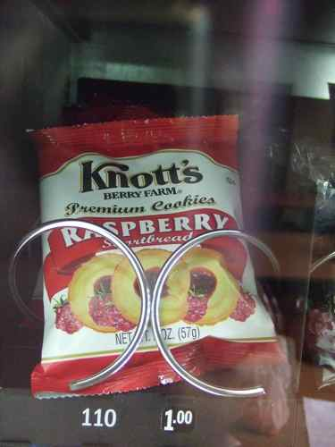 knotts rasberry shortcake cookies